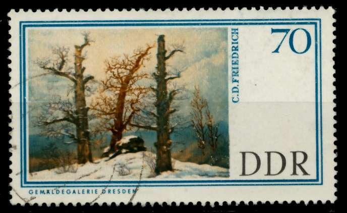 DDR 1967 Nr 1267 gestempelt 90B482 0
