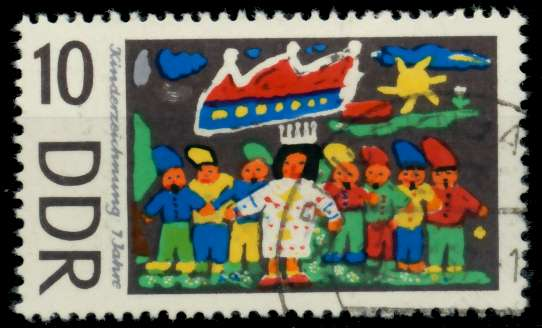 DDR 1967 Nr 1281 gestempelt 90B49A 0