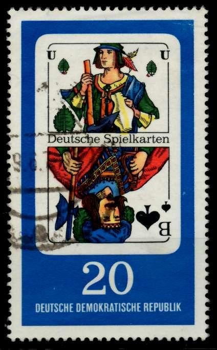 DDR 1967 Nr 1300 gestempelt 90B4A2 0