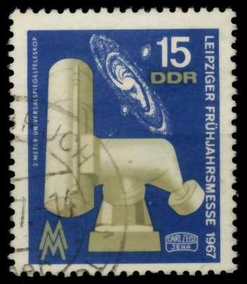DDR 1967 Nr 1255 gestempelt 90B4B6 0