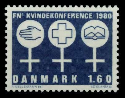 DÄNEMARK Nr 701 postfrisch S02D50E 0