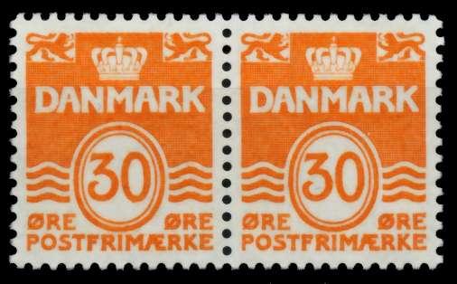 DÄNEMARK Nr 744 postfrisch WAAGR PAAR 90DE1A 0