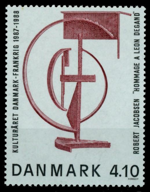 DÄNEMARK Nr 928 postfrisch 90DEF2 0