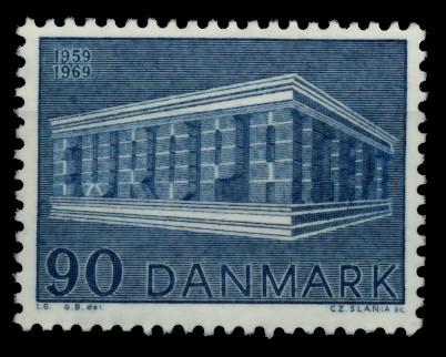 DÄNEMARK Nr 479 postfrisch 90DF6A 0