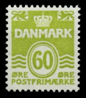 DÄNEMARK Nr 621 postfrisch 90DF86 0