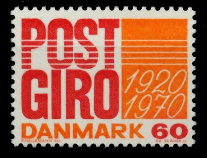 DÄNEMARK Nr 491 postfrisch 90DFAE 0
