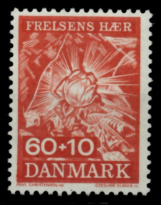 DÄNEMARK Nr 465 postfrisch 90DFE2 0