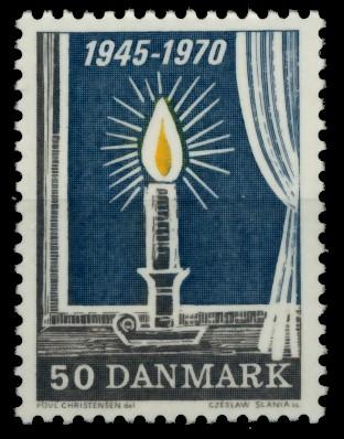 DÄNEMARK Nr 494 postfrisch 90E04A 0
