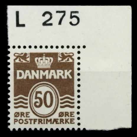 DÄNEMARK Nr 572 postfrisch ECKE-ORE 90E07A 0