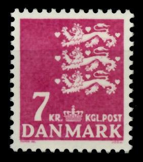 DÄNEMARK Nr 659 postfrisch 90E0FE 0