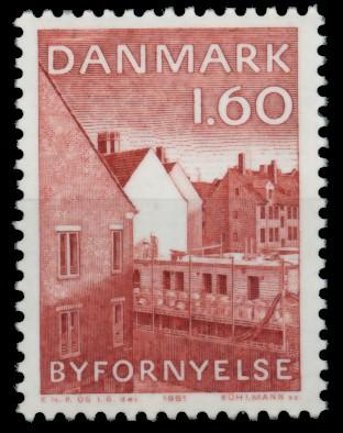 DÄNEMARK Nr 738 postfrisch S031C1E 0