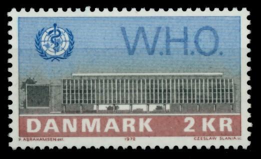 DÄNEMARK Nr 531 postfrisch 90E12E
