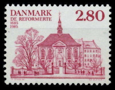 DÄNEMARK Nr 828 postfrisch 90E146