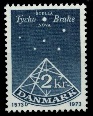 DÄNEMARK Nr 549 postfrisch 90E14A 0