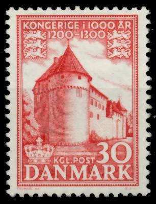 DÄNEMARK Nr 347 postfrisch 90E162 0