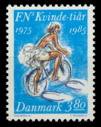 DÄNEMARK Nr 845 postfrisch 90E166 0