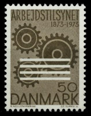DÄNEMARK Nr 541 postfrisch 90E186