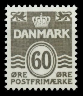 DÄNEMARK Nr 656 postfrisch 90E1B2