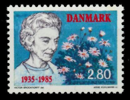 DÄNEMARK Nr 838 postfrisch 90E1FA 0
