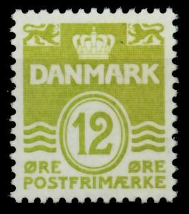 DÄNEMARK Nr 332y postfrisch 90E202 0