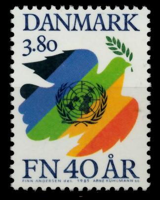 DÄNEMARK Nr 847 postfrisch 90E21E 0