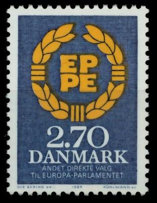 DÄNEMARK Nr 804 postfrisch 90E23E 0