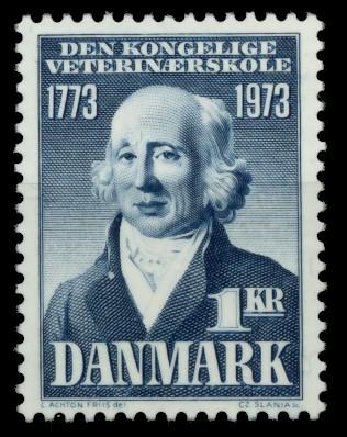 DÄNEMARK Nr 542 postfrisch 90E24E