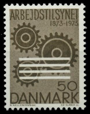 DÄNEMARK Nr 541 postfrisch 90E256