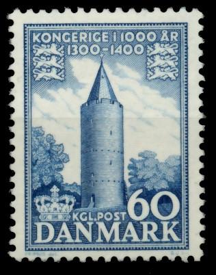 DÄNEMARK Nr 348 postfrisch 90E25A