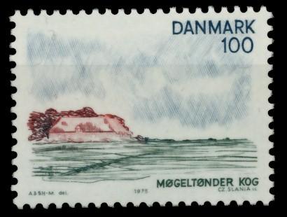 DÄNEMARK Nr 600 postfrisch 90E262 0