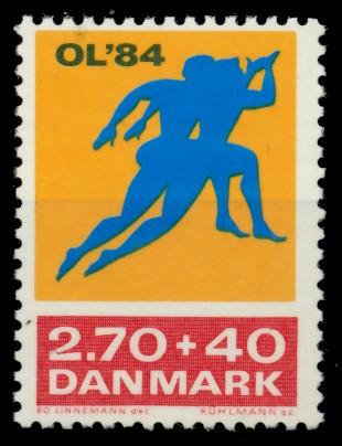 DÄNEMARK Nr 801 postfrisch 90E27A