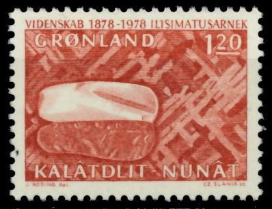 GRÖNLAND Nr 105 postfrisch 90E402