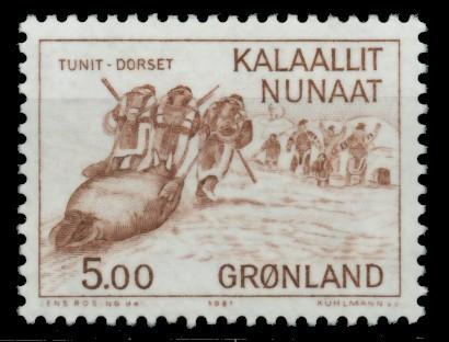 GRÖNLAND Nr 132 postfrisch S0320CE 0