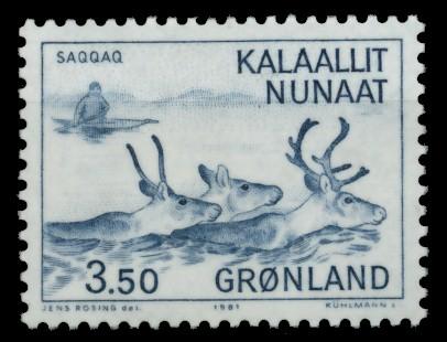 GRÖNLAND Nr 131 postfrisch S03205E 0