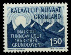 GRÖNLAND Nr 109 postfrisch 90E4E2