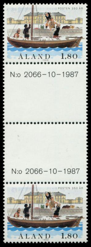 ALAND Nr 26-ZW postfrisch 4ER STR S03228E