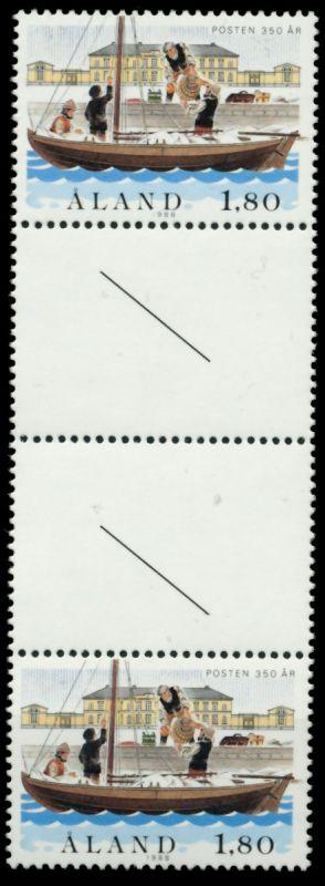 ALAND Nr 26-ZW postfrisch 4ER STR S032282