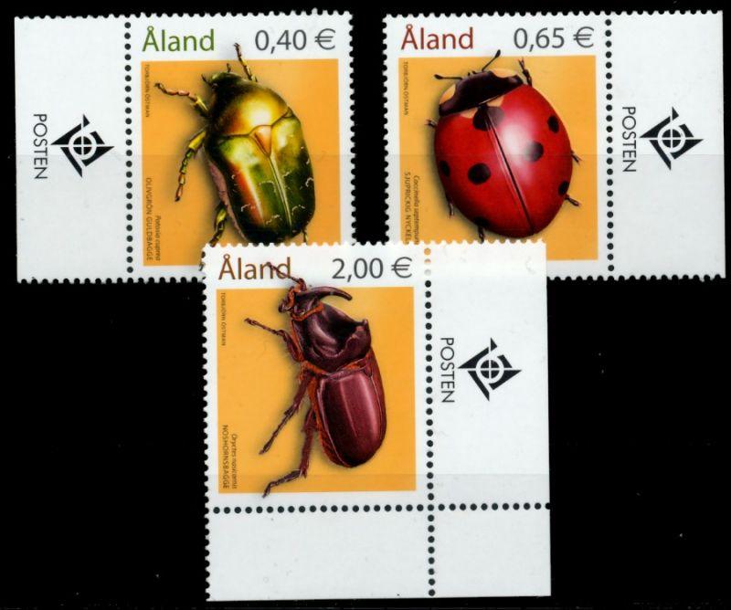 ALAND Nr 259-261 postfrisch 91162E 0