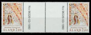 ALAND Nr 42-ZW postfrisch 4ER STR 911666