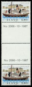 ALAND Nr 26-ZW postfrisch 4ER STR S03228A