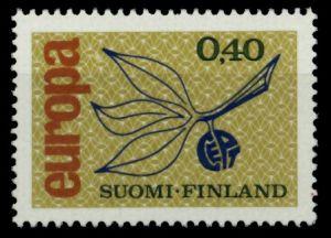 FINNLAND 1965 Nr 608 postfrisch 911802