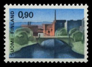 FINNLAND Nr 643 postfrisch 911876