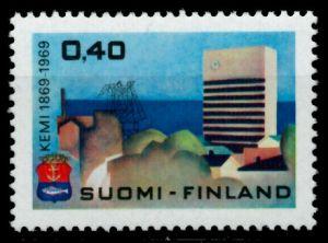 FINNLAND Nr 655 postfrisch 9118A2