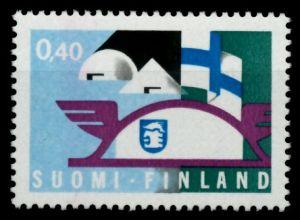 FINNLAND Nr 662 postfrisch 9118B6