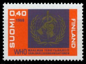 FINNLAND Nr 642 postfrisch 911A0E