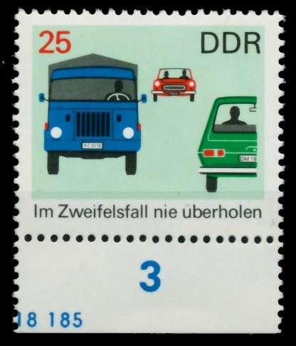 DDR 1969 Nr 1447 postfrisch URA 93DCF2