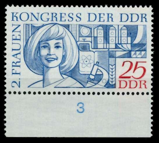 DDR 1969 Nr 1475 postfrisch URA 941A46