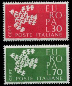 ITALIEN Nr 1113-1114 postfrisch S04B42A