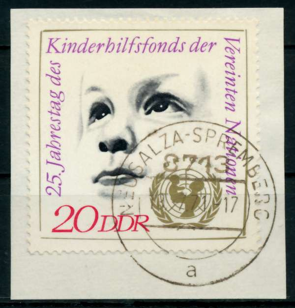 DDR 1971 Nr 1690 gestempelt Briefst³ck zentrisch 98B602
