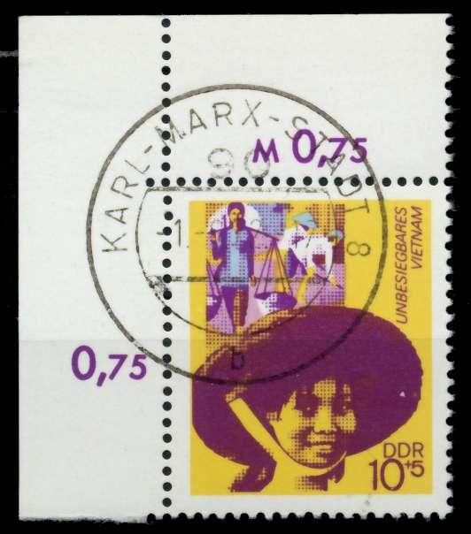 DDR 1972 Nr 1736 zentrisch gestempelt ECKE-OLI 98B9D2